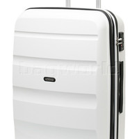 American Tourister Bon Air Medium 66cm Hardside Suitcase White 62941