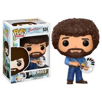 Bob Ross - Pop! Vinyl Figure  #524