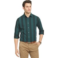 Van Heusen Striped Casual Button-Down Shirt