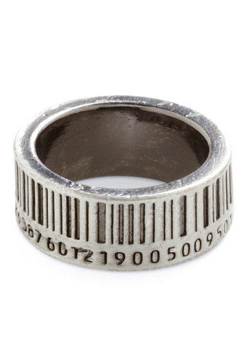 Up to Barcode Ring