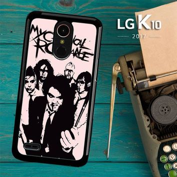 My Chemical Romance V0460 LG K10 2017 / LG K20 Plus / LG Harmony Case