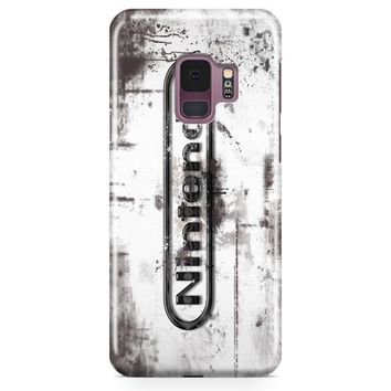 Nintendo Video Game Art Samsung Galaxy S9 Plus Case | Casefantasy