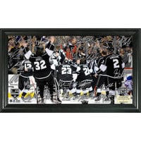 LA Kings 2014 Stanley Cup Champions inCelebrationin Signature Rink