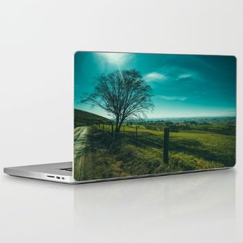 The Walk Home Laptop & iPad Skin by Mixed Imagery