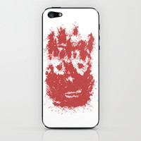 Wilson - Cast Away iPhone & iPod Skin by DanielBergerDesign