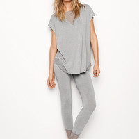 Supersoft Sleep Legging - Body by Victoria - Victoria's Secret