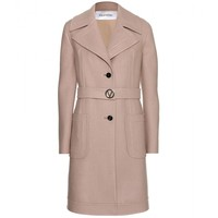 valentino - wool coat