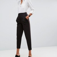 ASOS Mix & Match Highwaist Cigarette Pant at asos.com