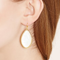 Iridescent Drop Earrings | Forever 21 - 1000203950