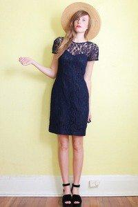 tea and tulips boutique - one of a kind vintage. ? we're soul mates dress