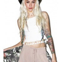 Soft Drawstring Ruffle Shorts | Dolls Kill