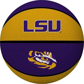 LSU Tigers Crossover Full Size Basketball