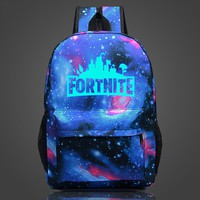 Fortnite Cool Night Luminous Backpack