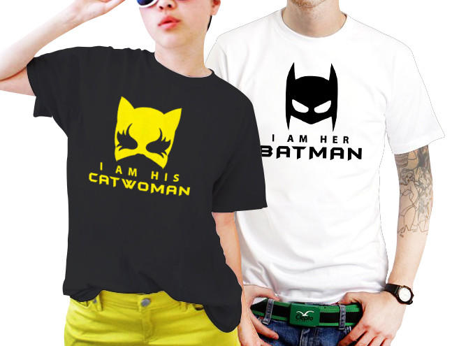 Superhero Catwoman And Batman Couples From Artbetinas Com