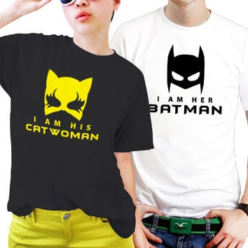 Superhero Catwoman And Batman Couples from artbetinas.com
