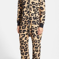 Men's ZOOOP iT UP 'Cheetah' Zip Hoodie