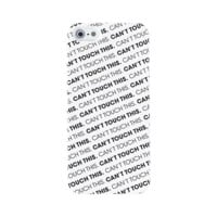 iPhone 5 Case in Can't Touch This
