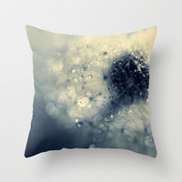 moody blues Throw Pillow by ingz