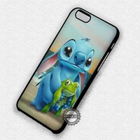 Sunset Lilo and Stitch - iPhone 7 6 Plus 5c 5s SE Cases & Covers