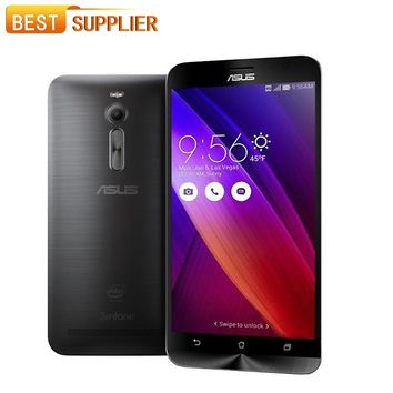 Asus ZenFone 2 ZE551ML Intel Z3580 Quad Core 1920*1080  Android 5.0 Smartphone 4GB RAM 32GB ROM 4G FDD LTE 13MP 2.3GHz 5.5'' NFC