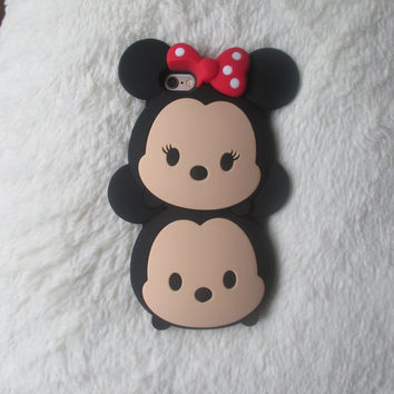 Mickey & Minnie Tsum Tsum iPhone 6/6+ case