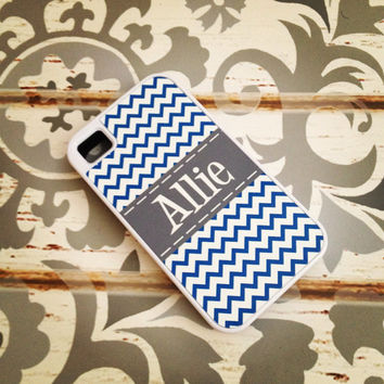 """Personalized Cell Phone Case """"The Brookley"""""""