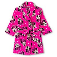 Toddler Girls' Disney Minnie Mouse Robes : Target