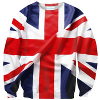 UK Flag Sweater