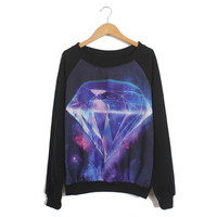 Diamond are forever Sweatshirt