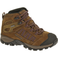 Women's Black Ledge FX WP Mid-Cut Hiking Boot - W20289 - Hiking Boots | Wolverine