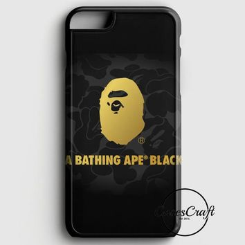 BAPE logo Pattern iPhone 6/6S Case | casescraft