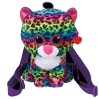 TY Dotty the Leopard - Backpack