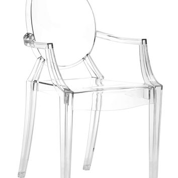 Casper's Dining Chair | Clear