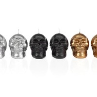 Skull Head Candles - Set of 6 | Candles-home-fragrance | Accessories | Decor | Z Gallerie