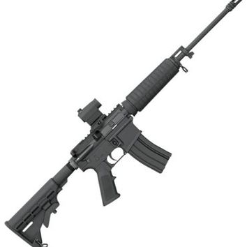 Bushmaster QRC Tactical Semi-Auto Rifle with Red Dot Sight   Bass Pro Shops
