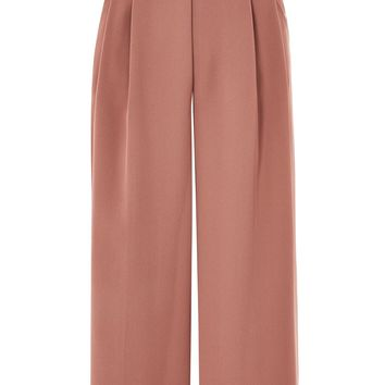 Crop Wide Leg Trousers | Topshop