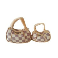 Checker Chewy Vuiton Bag