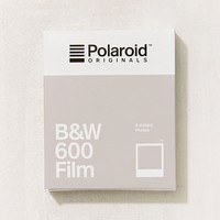 Polaroid Originals B&W 600 Instant Film | Urban Outfitters
