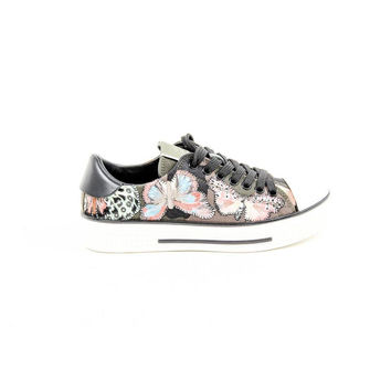 Multi Color 35.5 EUR - 5.5 US Valentino Womens Sneaker KW2S0019 CRM B92