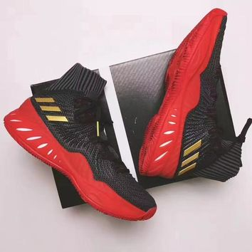 Authentic Crazy Explosive Boost Basketball Shoes Wiggins John J Wall 3 for Top quality Sports Training Sneakers Size 7-12 with box