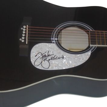 Frankie Ballard Autographed Full Size 41 Inch Country Music Acoustic Guitar, Proof Photo