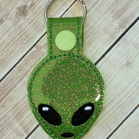 ON SALE Alien Keychain