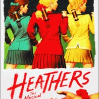 Heathers the Musical Poster