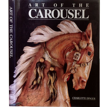 Art of the Carousel Book
