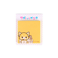 Aggretsuko Sticky Notes: Office Chair