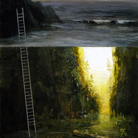 Oregon Ladder (original painting)