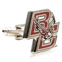 Boston College Eagles Cufflinks-CLI-PD-BCE-SL