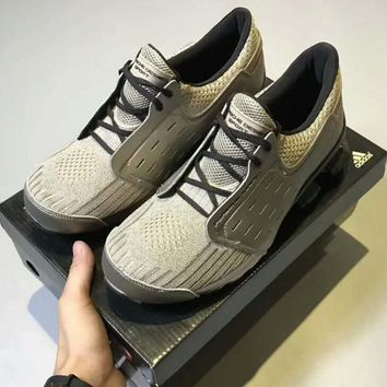 One-nice™ Adidas Porsche Design Bounce Style Man Training shoes Sports Shoes gray H-CSXY