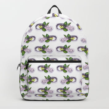 Apple of my eye Backpack by edrawings38