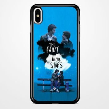 Tfios Hazel And Gus iPhone X Case